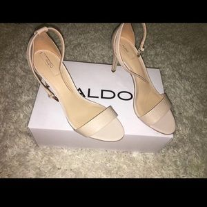 Aldo's shoes, high heels, pumps